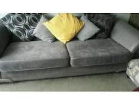 4 seater sofa free to collector