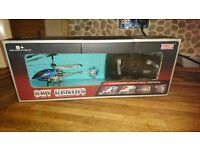 Remote control helicopter - brand new - christmas gift?