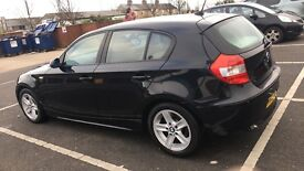 BMW1 1 Series 120D FULL BMW SERVICE HISTORY GREAT CONDITION