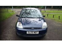 Ford Fiesta Finesse, 05, **MOT June 2017** 58,000 Guaranteed LOW MILES!