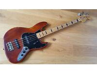 Limelight 00172 Mocha 70's Jazz Bass