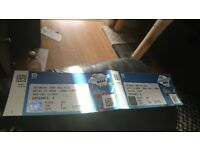 Concert tickets for this year's summertime-ball .