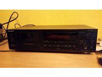 Sony retro cassette deck HX Pro TGK500