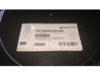 Hidden Village Festival Tickets for sale