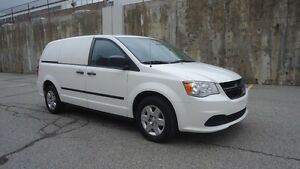 2013 RAM Cargo Van WITH DIVIDER,FINANCING AVALIABLE