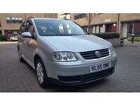 2006 Volkswagen Touran Se 2.0 Tdi Diesel Manual 7 Seater