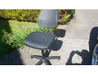 OFFICE SWIVEL CHAIR. Heavy duty . In very good condition actually as new