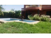Luxury Villa & Land in Morocco