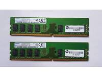 Samsung DDR4 2133p x2 4GB