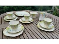 Art deco Thomas Forester &Sons Phoenix ware tea set