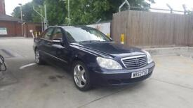 Mercedes S350 Petrol, Facelift, Fully Loaded