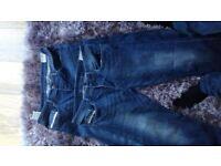 Diesel Mens Jeans X2 pairs