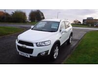CHEVROLET CAPTIVA 2.2 LTZ VCDI,2013,1 Owner,7 Seater,FSH,Sat Nav,Leather,Reverse Camera,Park Sensor