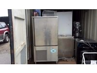 Blast Chiller. Studio 54 Alexander 10 shock freezer cabinet. Excellent condition. 10 shelves.