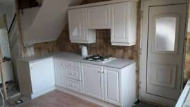 Kitchen Units Job Lot Oven Fridge Freezer