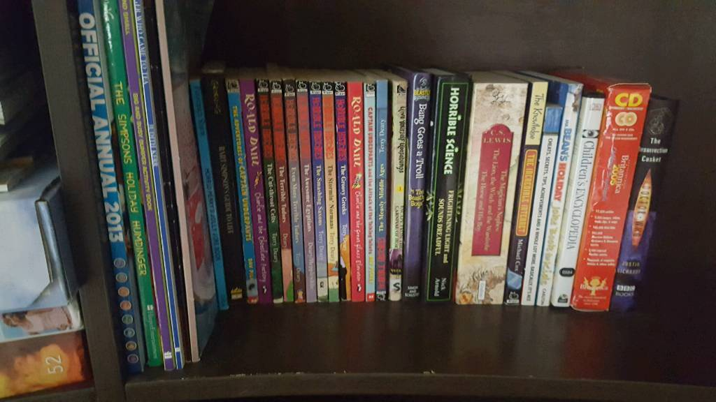 Selection of good quality children books