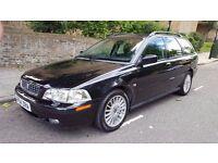 2004 Volvo V40 1.9 Diesel Full Service History 2 owner hpi clear £995