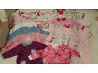 Baby Girl Clothes Bundle for 6-12 months - Mix of Brands