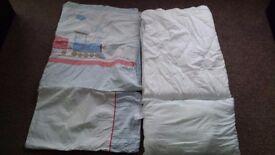 John Lewis cot bedding set (sizes on the pics)