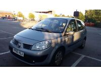 RENAULT GRAND SCENIC 1.6 PETROL MOT 10/06/2017 READY TO DRIVE CAR START AND DRIVE