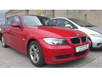 **FOR BREAKING** 2009 BMW 318D.
