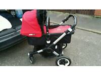 Bugaboo buffalo pram / pushchair