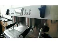 Coffee machine 2 group