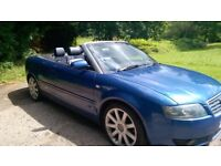 Audi A4 Sport Cabriolet ( 1st to see and drive will buy)