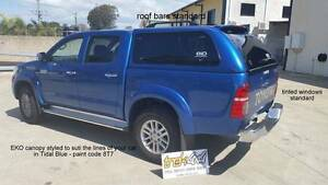 Toyota Hilux******2015 canopy- Dual Cabin 4 Door Redcliffe Redcliffe Area Preview