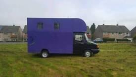 Ldv Horse lorry / horse box 3.5 T with 11 months mot (no vat )