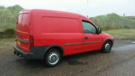 Van for swap