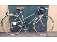 Ladies Bike/Bicycle - Raleigh Medale - Excellent Vintage Condition