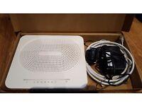 Technicolor TG589 Dual Internet Router - Brand new