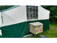 Conway trailer tent good condition