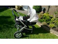 My3 Pram/Stroller - Mothercare