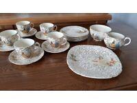 Tea Set - Vintage