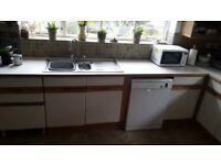 Large kitchen and appliances available April / May