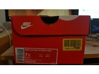 Junior Girl's Black Nike Air Max 90 Mesh (GS) Trainers - UK Size 6; 25cm; EUR 40; US 7Y