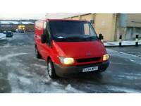 ford transit very good condition very low mileage