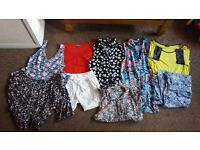 Summer clothes size S