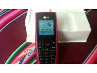 LG KG130 mobile phone