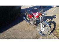 CG125 Honda £650