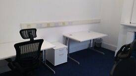Flexible desk/office space to rent