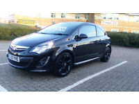 2013 Vauxhall Corsa 1.3 CDTi ecoFLEX 16v Limited Edition 3dr (a/c) with MAIN DEALER SERVICE HISTORY