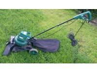 Coopers 3 in 1 garden vaccum blower