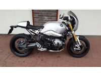 BMW R Nine T Sport (top Spec model with extra's)