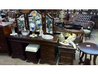 3 Vintage Dressing table selection