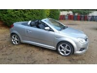BARGAIN: Top of the range Tigra 2008 with parking sensors and BLUETOOTH