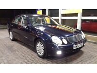 Mercedes e220 cdi auto in mint condition long tax&mot hpi clear. Px swap