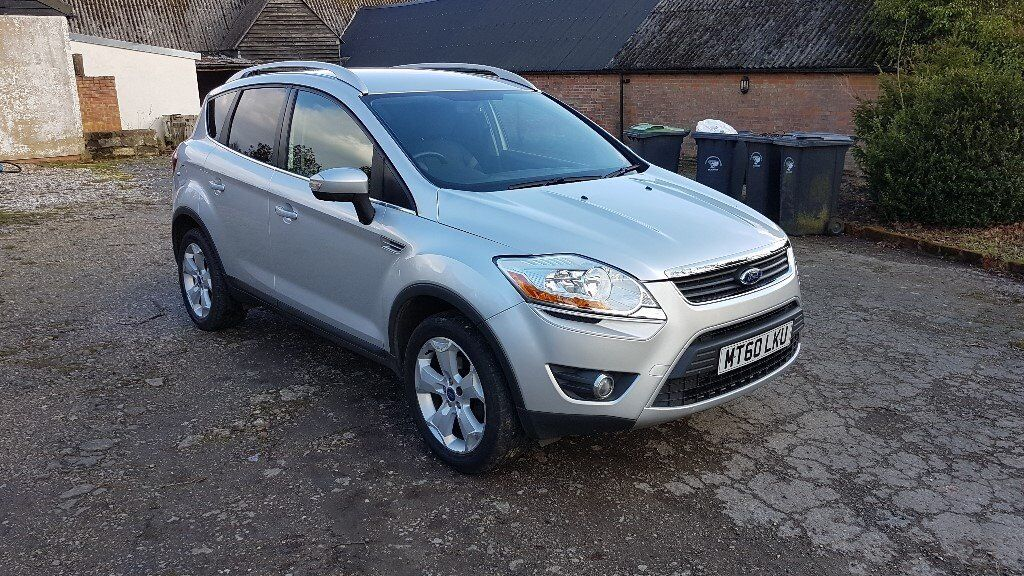2010 ford kuga 2 0 tdci zetec 4x4 automatic in bishops. Black Bedroom Furniture Sets. Home Design Ideas